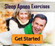 The Sleep Apnea Exercise Program (56-page ebook and 18 online videos)